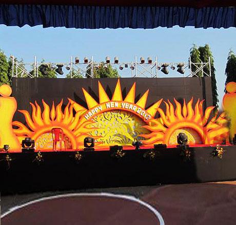 Stage Decoration Service Provider