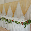 backdrops decoration